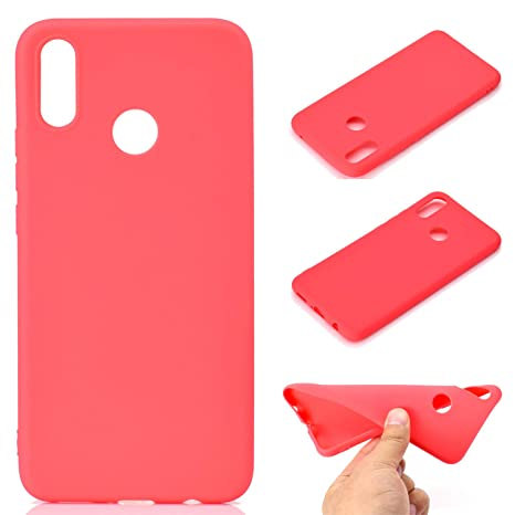 CUAgain Funda Huawei P Smart Plus/P Smart+ Silicona Mate ...