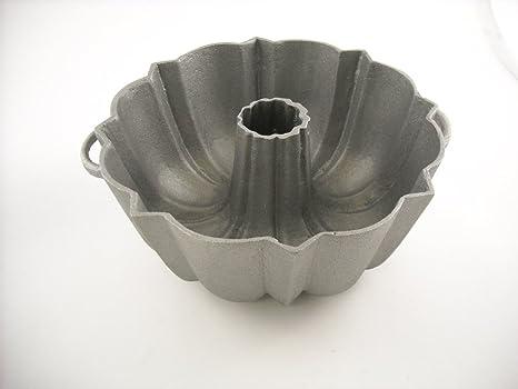 Molde para horno (antiadherente de aluminio fundido 24 cm de diámetro