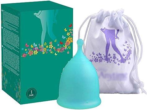 Dr.lefran Copa Menstrual, Silicone Feminine Hygiene Lady Cup ...