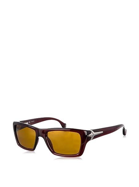Police Gafas de Sol S1711M-0Z90 (52 mm) Marrón Oscuro ...