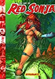 img - for Art Of Red Sonja book / textbook / text book
