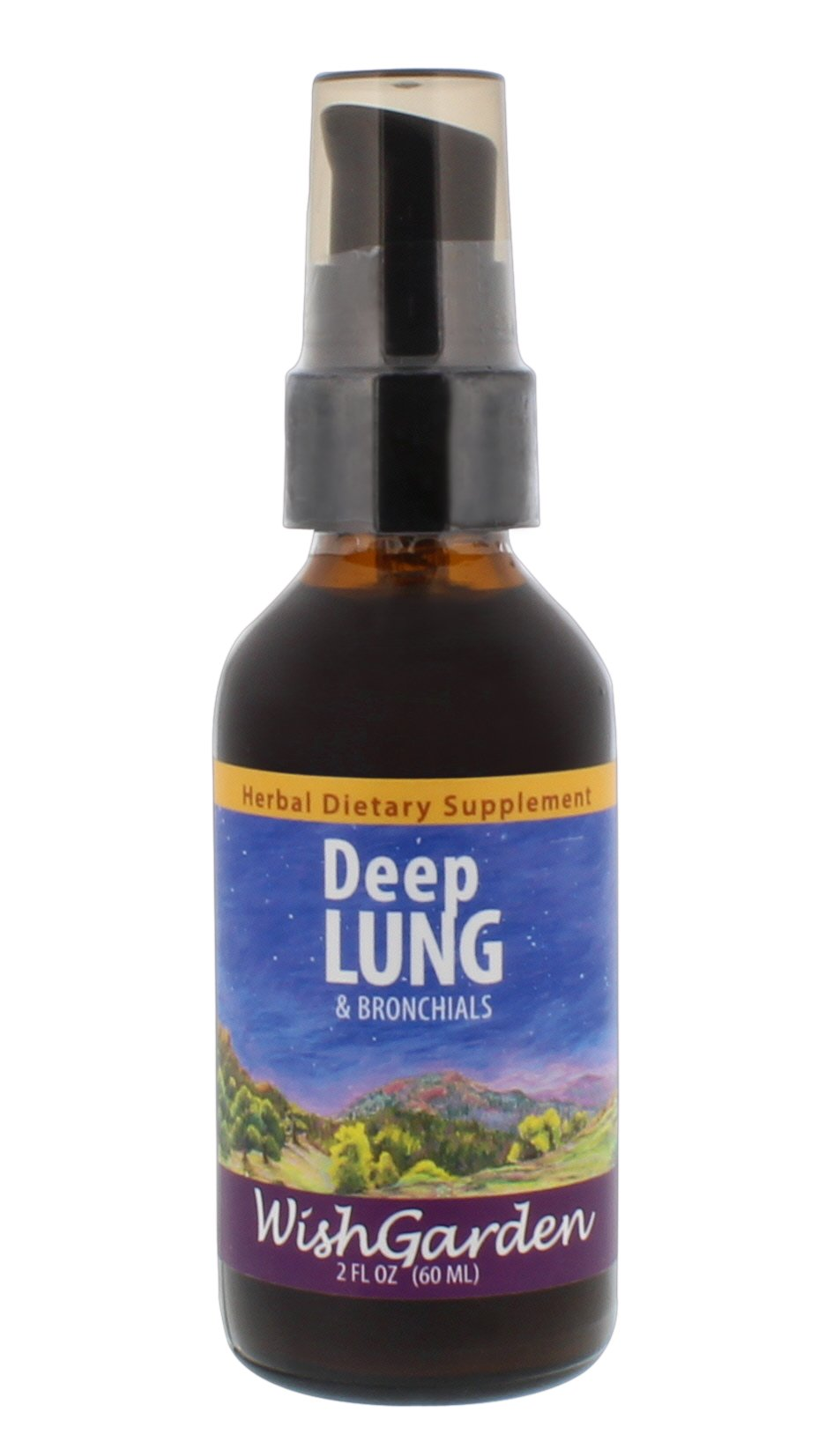 Cheapest amazon herbs - Wishgarden Herbs Deep Lung Organic Herbal Supplement For Healthy Strong Lungs Promotes