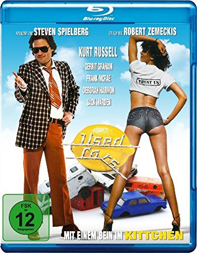 Used Cars [ Blu-Ray, Reg.A/B/C Import - Germany ]