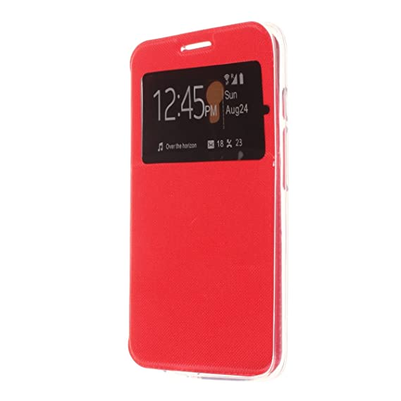 MISEMIYA - Funda Vodafone Smart Turbo 7 / Alcatel Pixi 4 (5.0