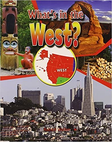 Book What's in the the West? (All Around the U.S.) by Robert Walker (2011-08-15)