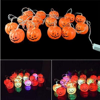 Halloween Fantôme Série Squelette Lampe De Tête Décoration m0wyNOvn8
