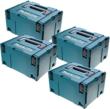 Makita 821551-8 MakPac - Caja de conectores apilables tipo 3 (396 ...