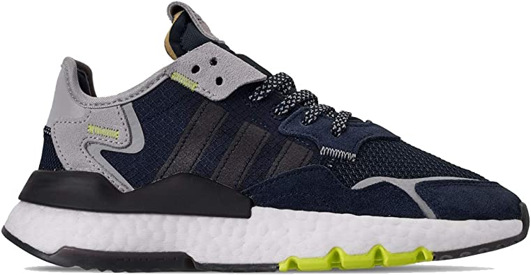Amazon.com: adidas Nite Jogger J Big Kids Ee8841: Shoes