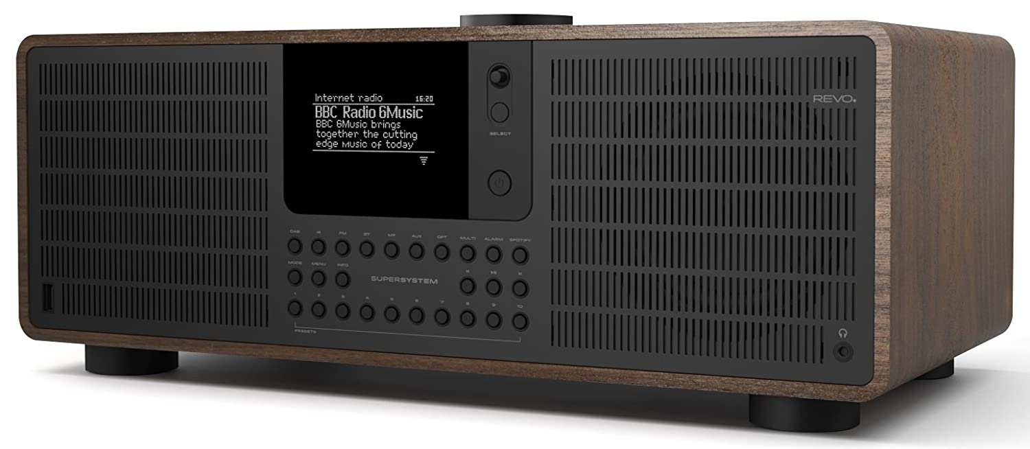 5f556d9ecc6 Revo Supersystem Music Player with Bluetooth