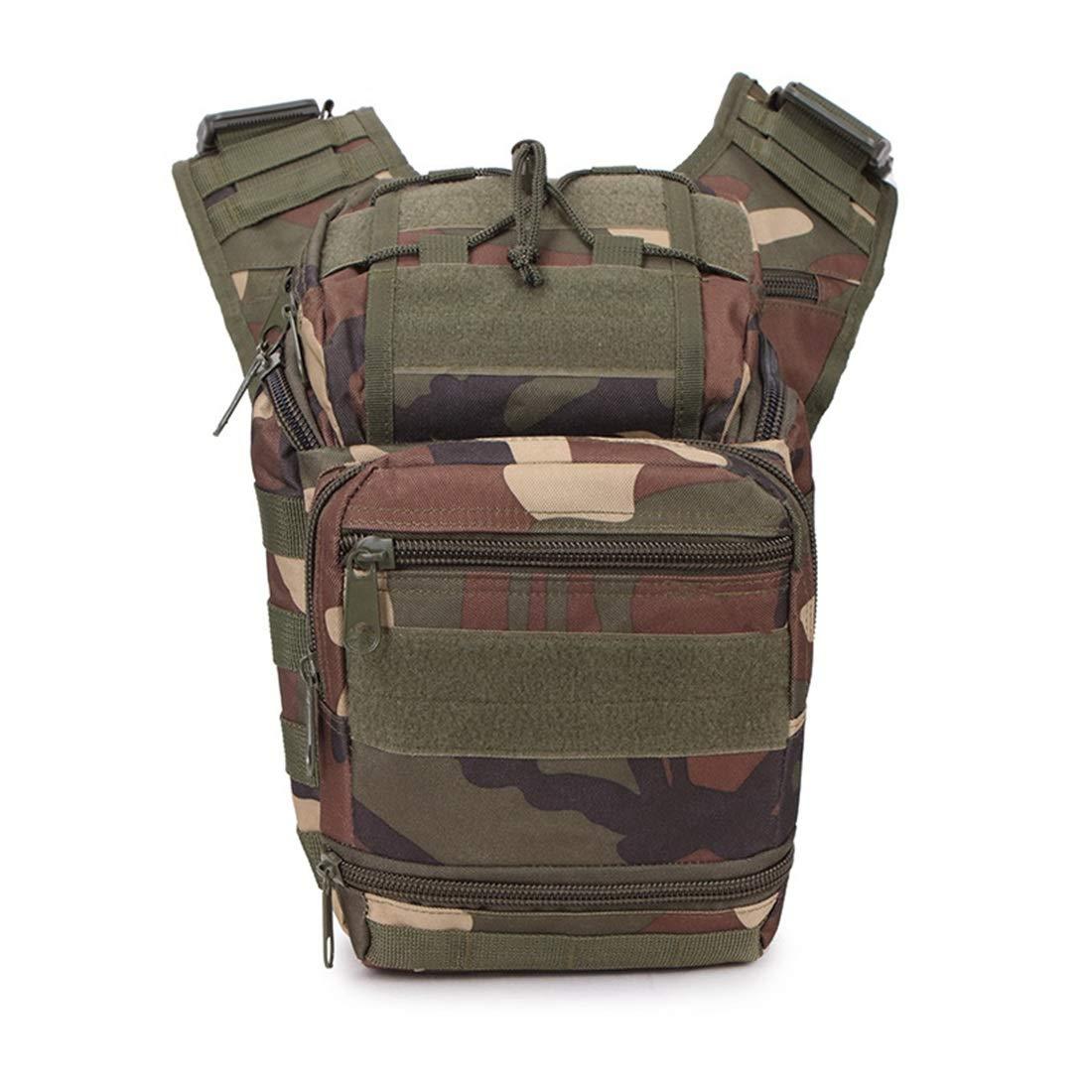 Color : Jungle Camouflage RABILTY Travel Fanny Bag Waist Pack Sling Pocket Super Lightweight for Travel Cashiers Box,Waist Pack Crossbody Bag for Men Boy