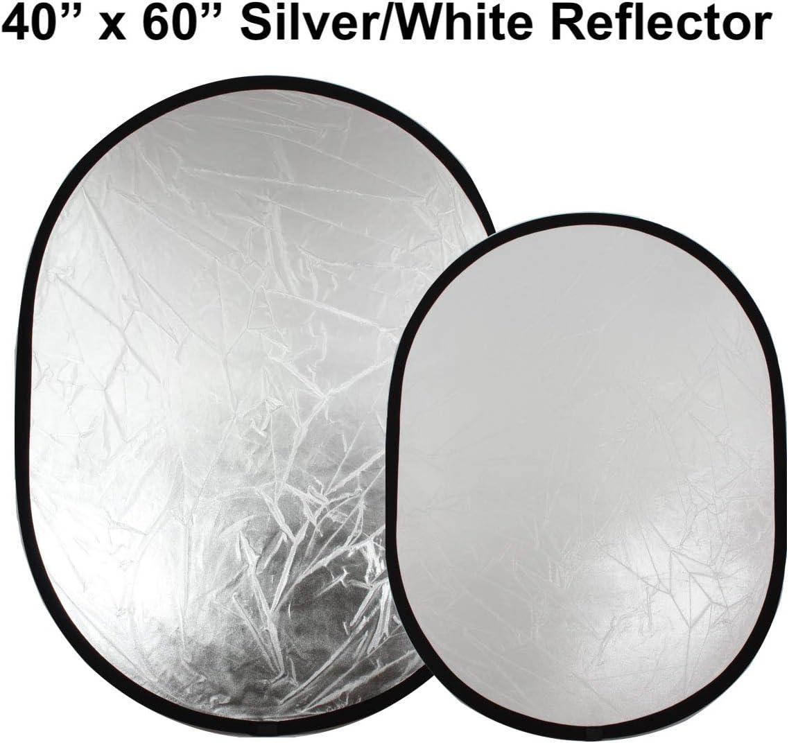 GS-SWR4060 GTX Studio 40x60 Reflector Silver//White
