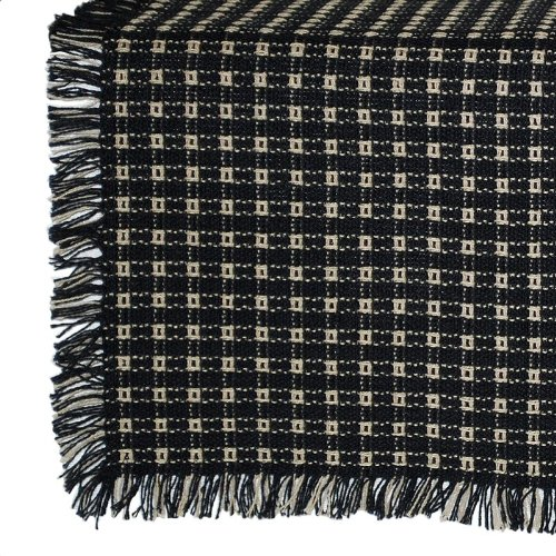 Mountain Weavers 62 x 62 (Square) Homespun Tablecloth, Ha...