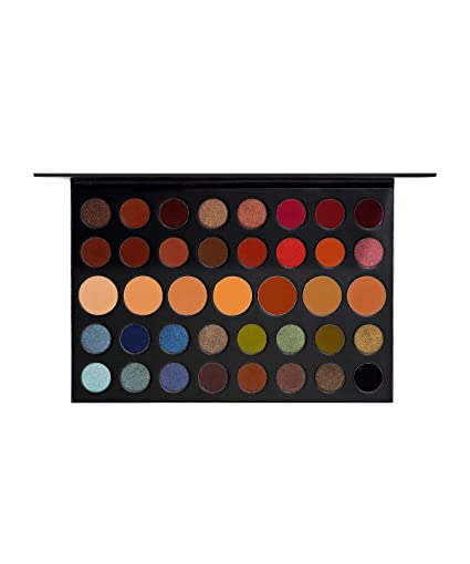 Paleta de sombras de ojos de Morphe, modelo 39A «Dare to ...