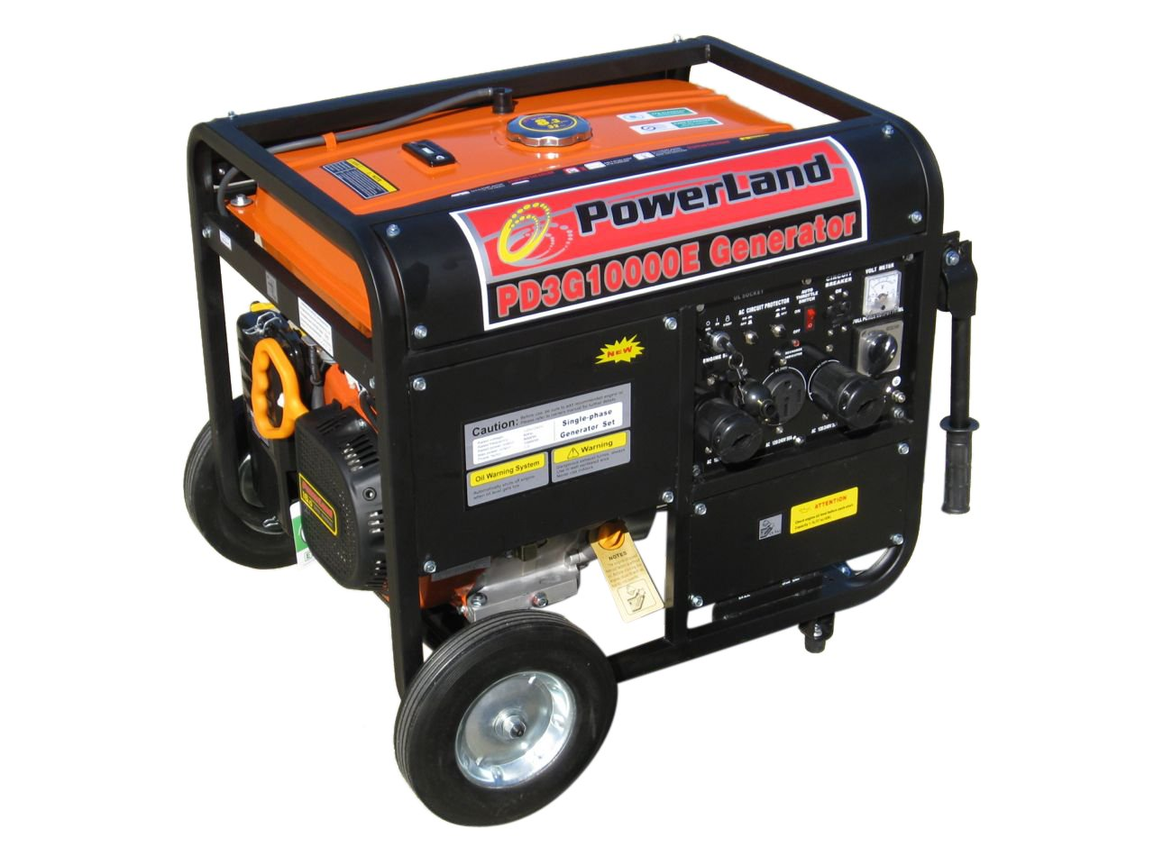 Powerland PD3G10000E review