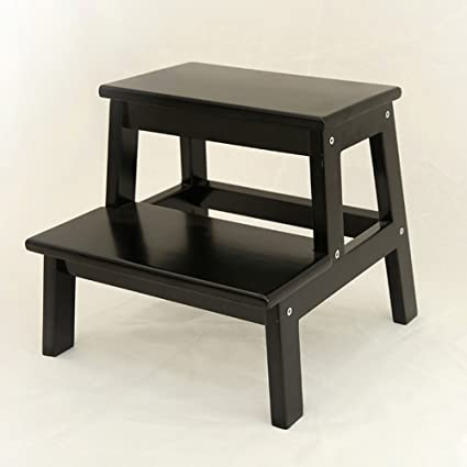 Awesome Ysdhe Solid Wood Stool Step Stool Bench Wood Stool High Gmtry Best Dining Table And Chair Ideas Images Gmtryco