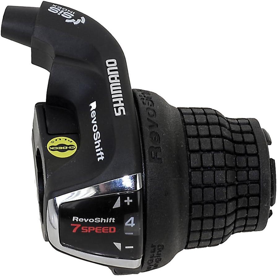 Shimano RevoShift SL-RS35 Twist Grip 6 Speed Right Shifter Black