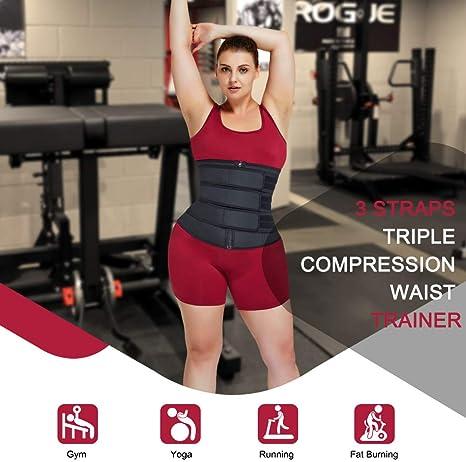 S-Shaped Fitness Belt Waisttrainer 2.0 Women Sport Fitness Bodybuilding Gym