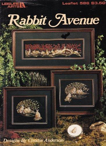 Rabbit Avenue (Leisure Arts leaflet)