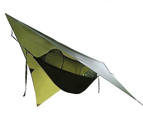 camping fly trek with rain hammock hammocks net hamaca and bug