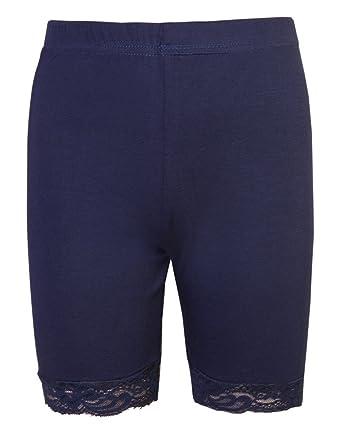 330675700 Love Lola Childrens Ciclo Pantalones Cortos Niñas Encaje Danza ...