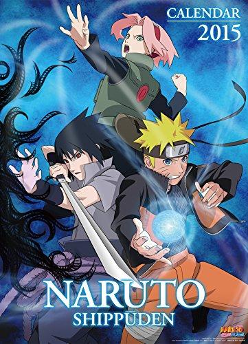 Japanese Anime Calendar (Japanese Anime Calendar 2015 NARUTO #K027S)