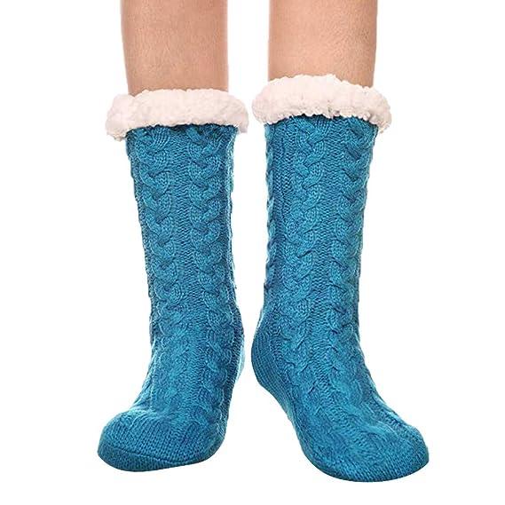 Saihui_Socks - Calcetines de estar por casa - para mujer: Amazon.es: Ropa y accesorios