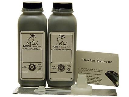 InkOwl Toner Refill Kit for LEXMARK E310, E312, SAMSUNG ML-5000 (2-Pack)