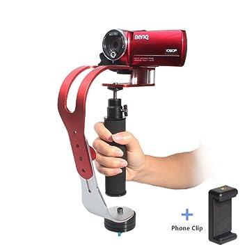 Adaptador de Video Handheld Estabilizador Steady Cam soporte para ...