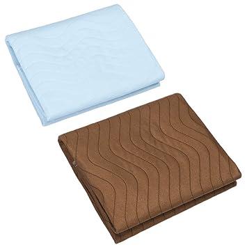 POPETPOP Almohadillas de orina para Animales Reutilizables, Lavables, Impermeables, de absorción rápida para Perros y Gatos: Amazon.es: Productos para ...