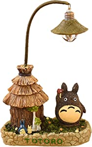 Totoro Night Light Japanese Anime Table Lamp Children Gift Kids Toy Home Decor Craft Decorative Lights (B) - AMNY