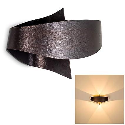 Applique da Parete Interni design moderno- Lampada da parete in ...