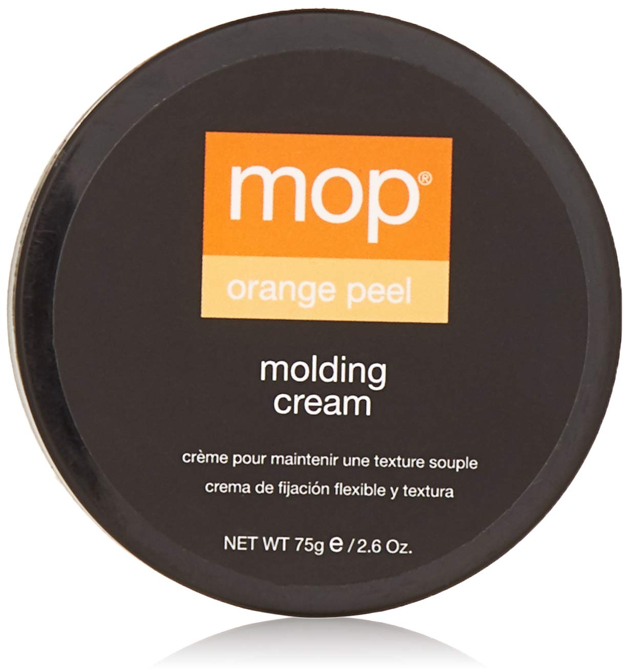 MOP Orange Peel Molding Cream, Citrus, 2.6 Oz by MOP
