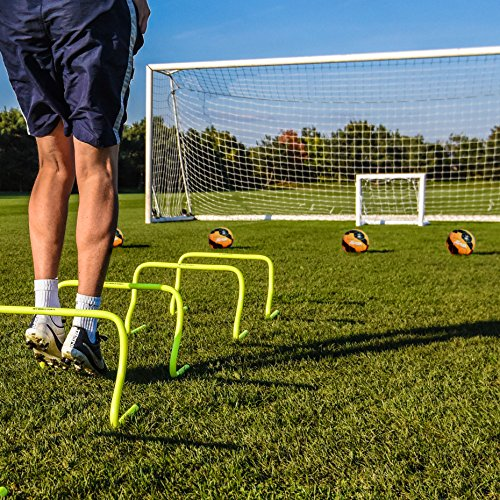 Net World Sports FORZA Mini Target Soccer Goal   3ft x 2 ...
