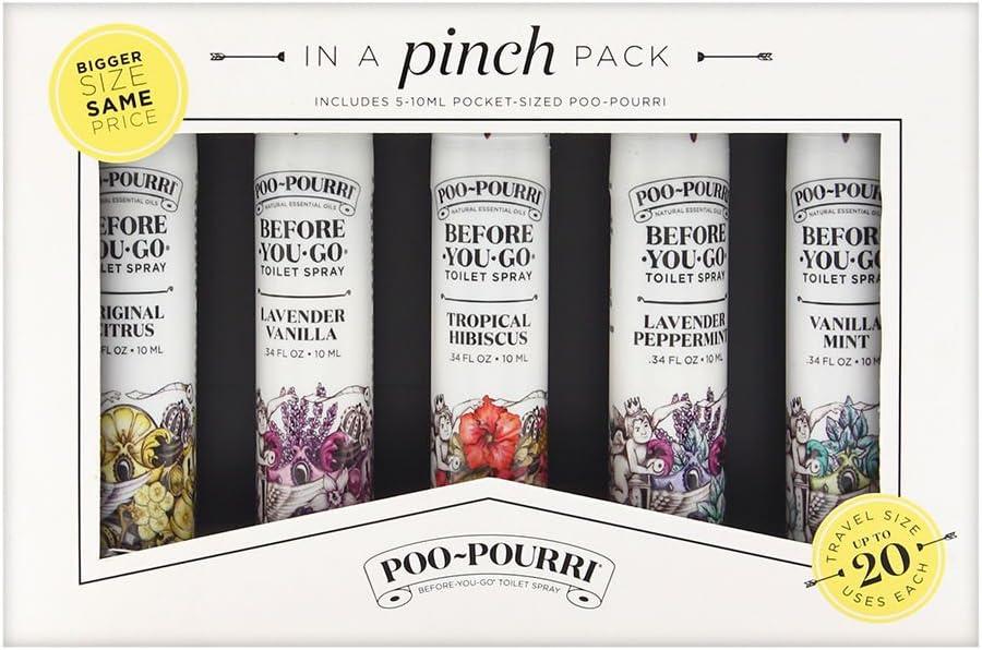Poo-Pourri In A Pinch Pack