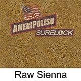 Ameripolish Surelock Concrete Color Dye (1 Gallon, Raw Sienna)