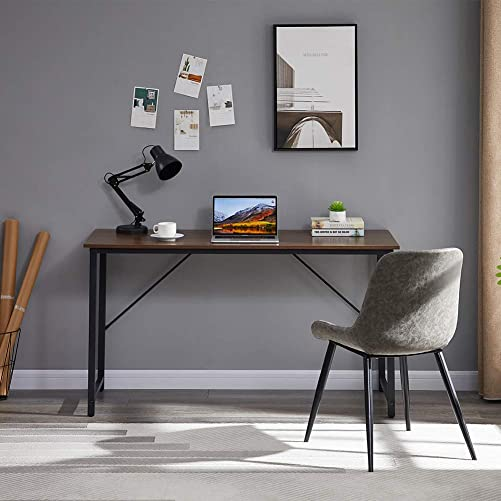 Superjare 55 Inches Computer Desk