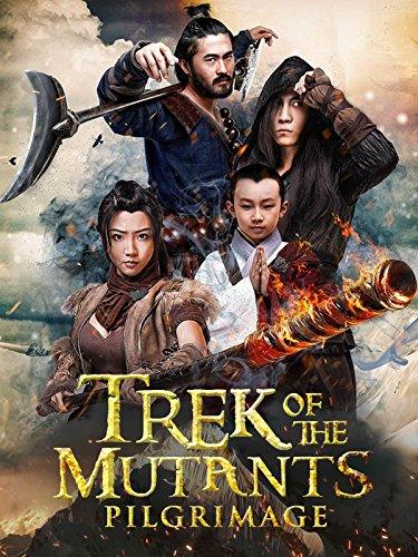 Trek of the Mutants: Pilgrimage (Best Ongoing Comic Series)