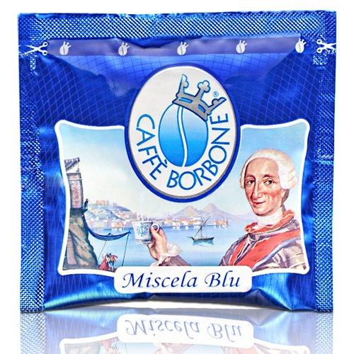 Coffee Pods Espresso (Caffe Borbone ESE Coffee Pods, Miscela Blu (150 Pods))