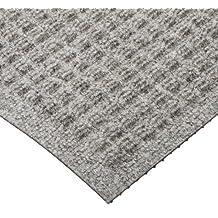 Andersen 250 Medium Grey Polypropylene Waterhog Drainable Entrance Mat, 3-Feet Length X 2-Feet Width, for Outdoor