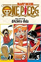 One Piece, Volumes 1-3: East Blue