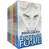 Artemis Fowl Collection Eoin Colfer 7 Books Set