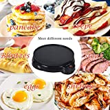 "Health and Home Electric Crepe Maker - 10""Crepe"