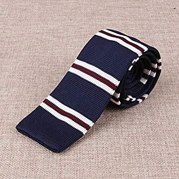 LLTYTE Corbata de moño Corbata de Punto Exclusiva para Hombre ...