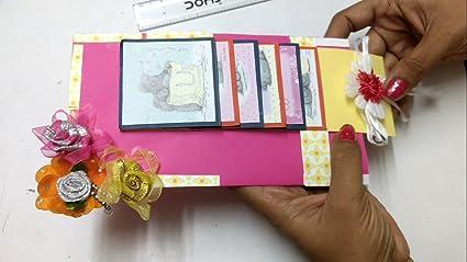 Customized Waterfall Greeting Card Or Rainbow