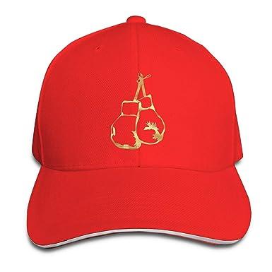 SANSINGO Hat Gorra de béisbol para Adultos, Guantes de Boxeo ...