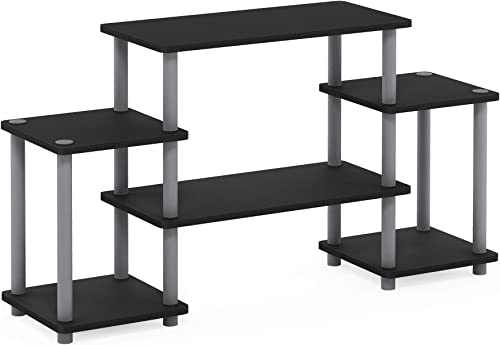 Furinno Turn-N-Tube No Tools Entertainment TV Stand