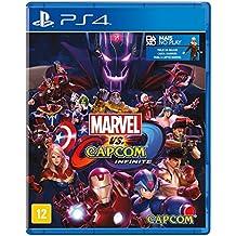 Jogo Marvel vs Capcom Infinite: Edição Limitada - PS4