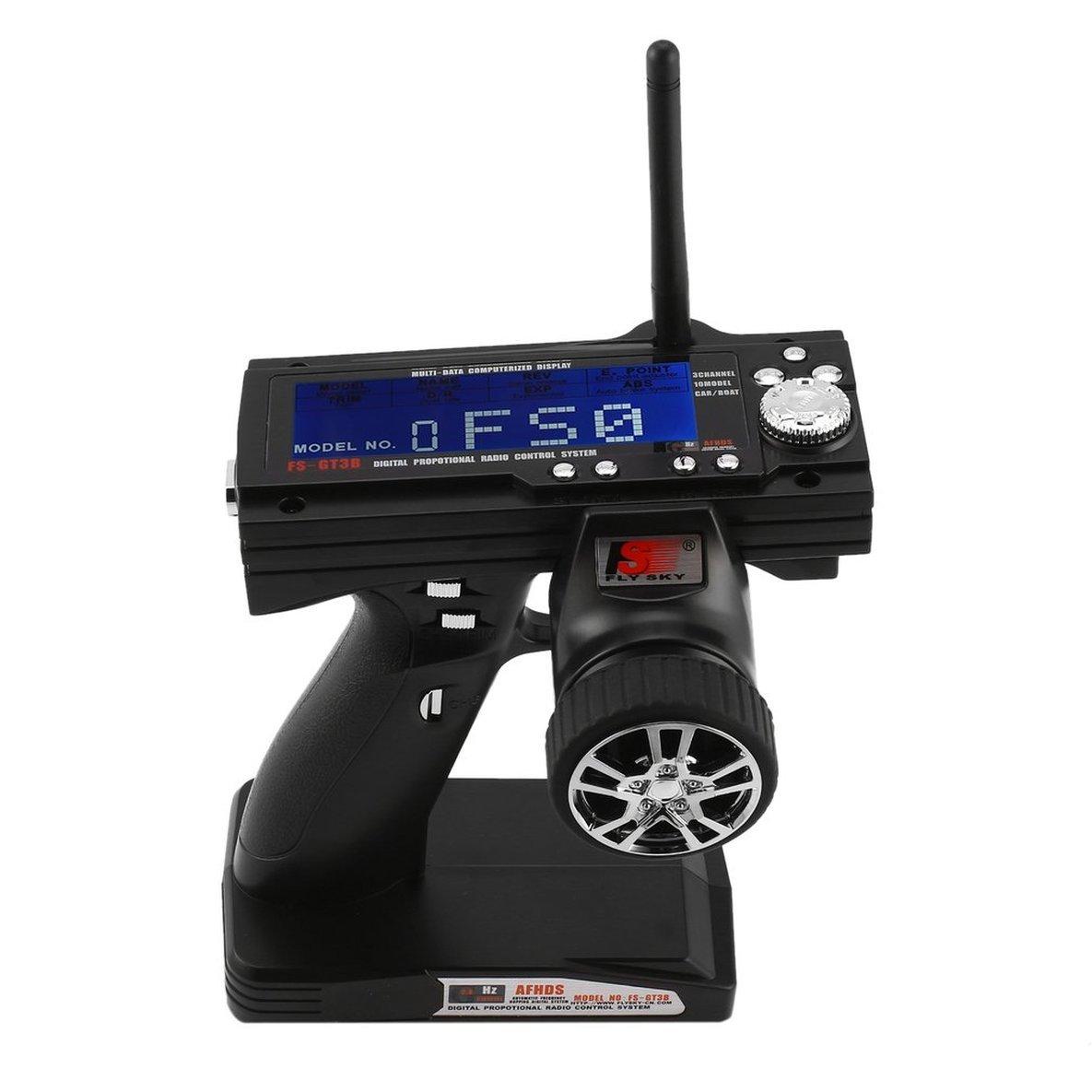 sensibilit/é /élev/ée du r/écepteur Noradtjcca 2.4G 3CH RC /émetteur de contr/ôle de Bateau RC//r/écepteur TX pour la Plupart des mod/èles de contr/ôle Radio
