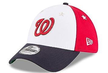 quality design de282 b92e0 ... norway new era washington nationals 2018 mlb all star game 39thirty  flex hat white de4bc 5f339