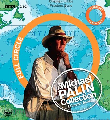 The Michael Palin Accumulation (New Europe / Around the World in 80 Days / Sahara / Hemingway Adventure / Great Railway Journeys / Himalaya / All over to Pole / Full Circle)